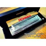 سازدهنی کروماتیک هونر مدل Toots Hardbopper